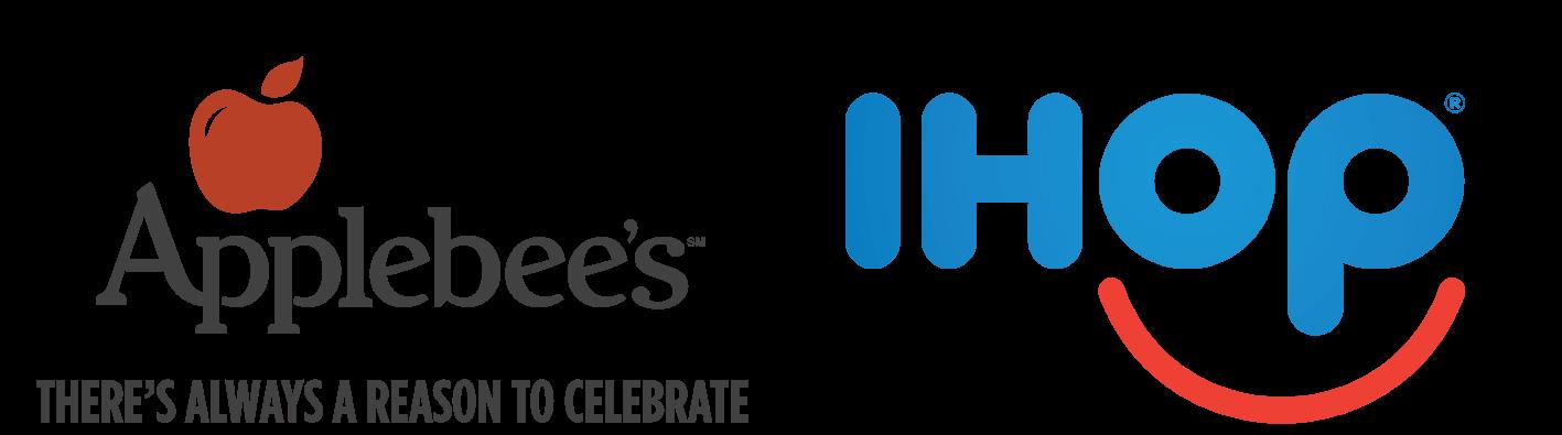 Applebee's and IHOP logos
