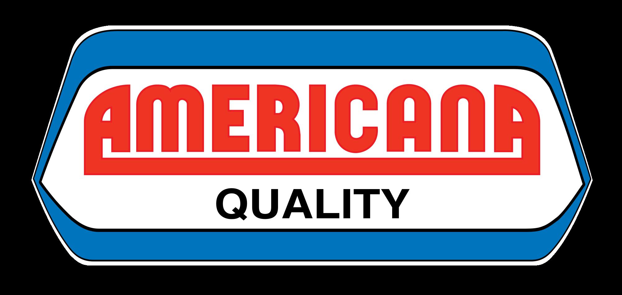 Americana Quality Logo