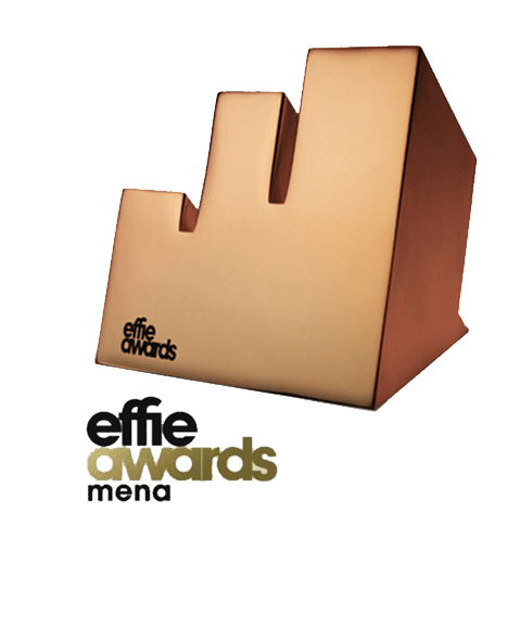 Mena Effie Awards 2016 – Bronze