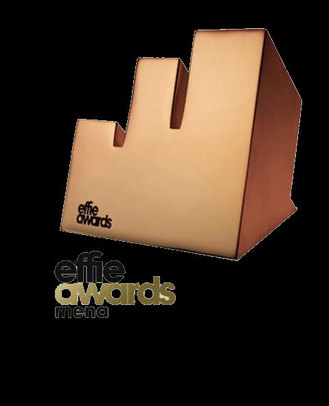Mena Effie Awards 2016 – Bronze