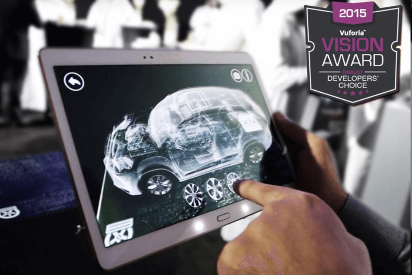 Unity Worldwide Developer's Choice Award