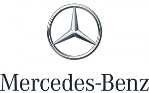 Mercedes Benz as Client Logo